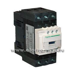 А8069. Контактор LC1D40AM7 220В 40А 1з+1р (Schneider Electric)