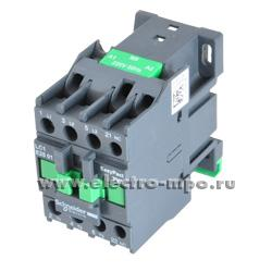А8442. Контактор LC1E2501M5 220В 25А 1р (Schneider Electric)
