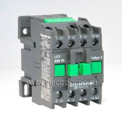 К8600. Контактор LC1E3201M5 220В 32А 1р (Schneider Electric)