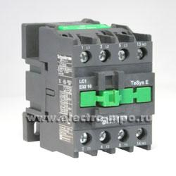 К8620. Контактор LC1E3210Q5 380В 32А 1з (Schneider Electric)