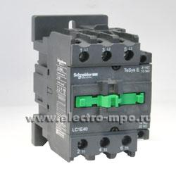 К8630. Контактор LC1E65F5 110В 65А 1з+1р (Schneider Electric)