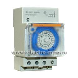 А6985. Реле времени CCT15365 суточное 220-240В 16А 1п (Schneider Electric)
